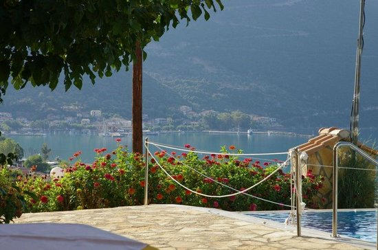 Katerina Resort: The perfect view for breakfast