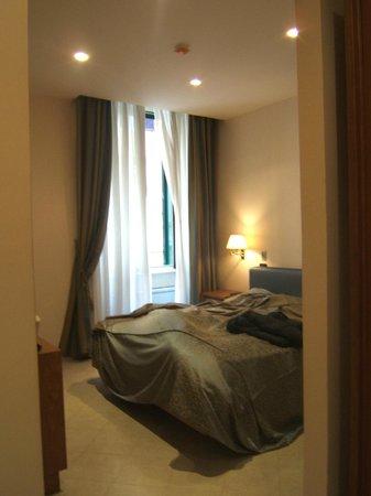 Crosti Hotel: ...La nostra camera...
