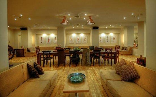 LVZZ Hotel Spa: Meeting Room
