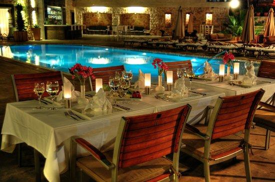 LVZZ Hotel Spa: Restaurant