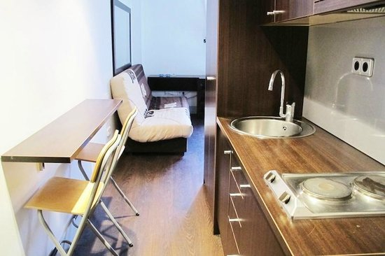 Be Mar Hostel: Apartment for 2 people with Kitchen
