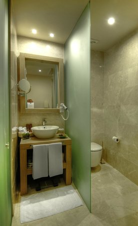 Lvzz Otel: WC/Shower