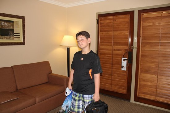 Radisson Suites Hotel Anaheim - Buena Park: room