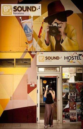 Sound Hostel Barcelona