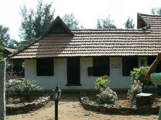 DakshinaChitra Museum: Certains types de maison sont magnifiques