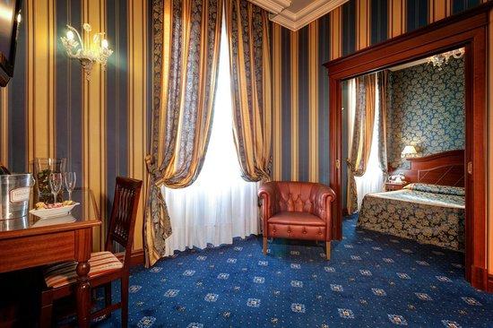 โรงแรมเบสท์โรมา: Hotel Best Roma