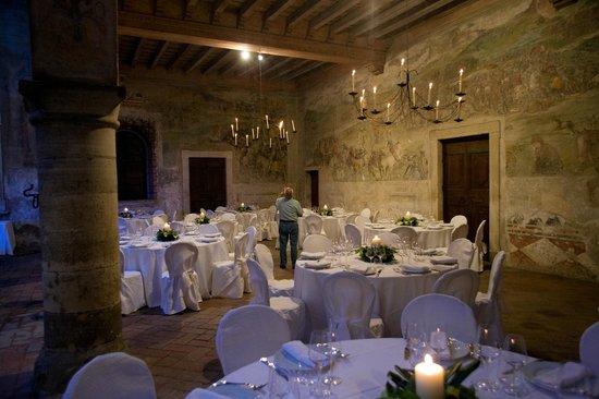 Castello di Malpaga: Matrimonio
