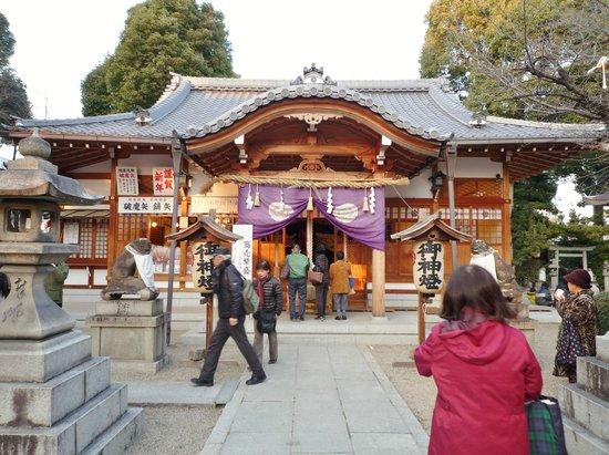 Nomi Shrine