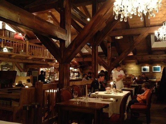 Restaurant L'Impossible: restaurant