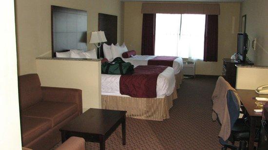 Best Western Plus Burleson Inn & Suites: Suite