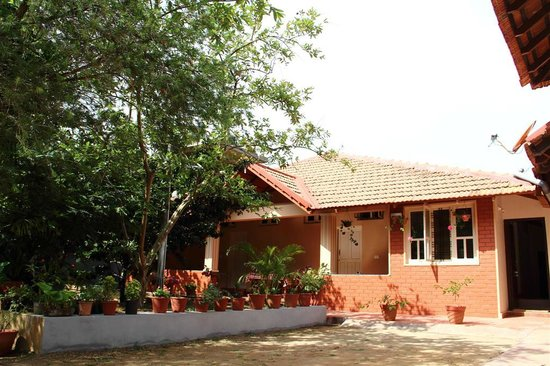 Coorg Classic Home Stay Madikeri Indien Omd Men Och