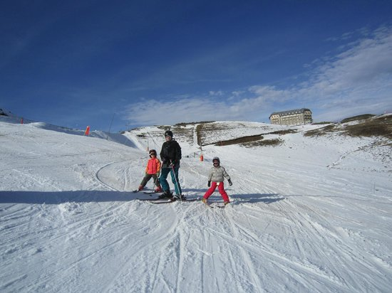 Les Villages Clubs du Soleil Superbagneres : Pistes