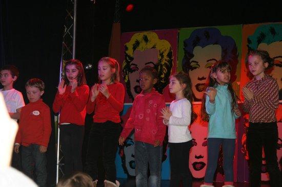 Les Villages Clubs du Soleil Superbagneres : classique spectacle des enfants