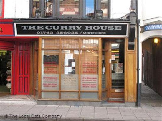curry house shrewsbury