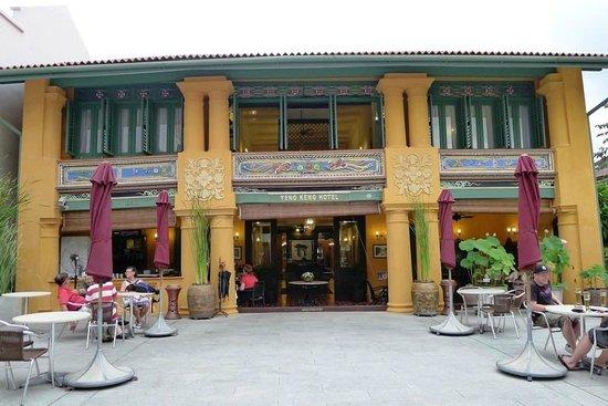 Yeng Keng Hotel: Exterior