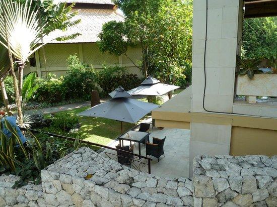 โรงแรมเมอร์เคียว ซานูร์: près du lobby