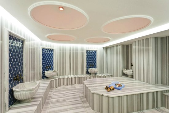 Neorion Hotel: Turkish Bath