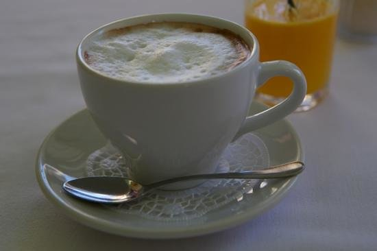 Da Albertone: кофе
