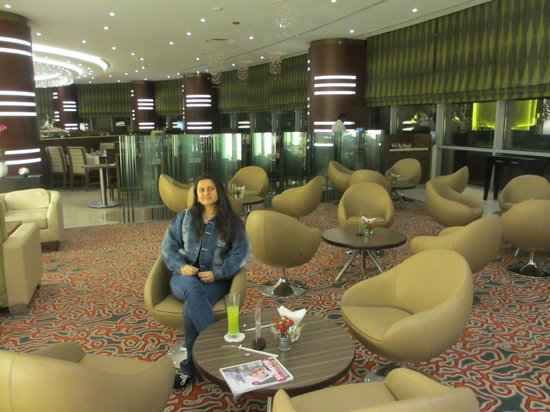 Crowne Plaza Doha - The Business Park: super rocking hotel