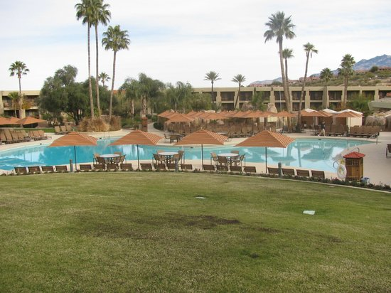 Hilton Tucson El Conquistador Golf & Tennis Resort: Beautiful pool area