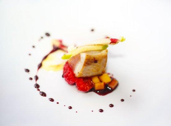 Monastero Santa Rosa Hotel & Spa: Food