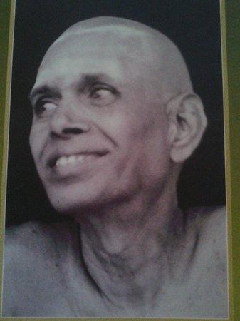 Thiruvannamalai, الهند: Shri Ramana Maharshi 