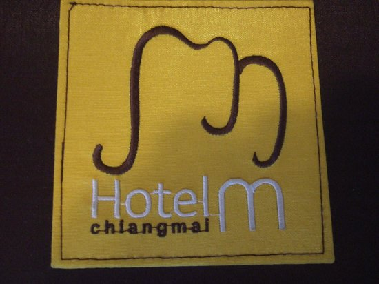 Hotel M Chiang Mai: toiletry bag