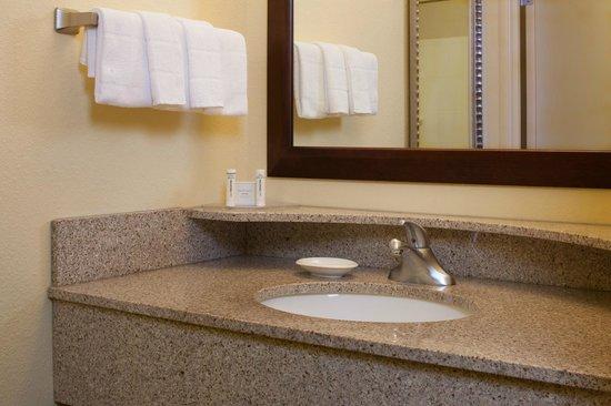 SpringHill Suites Columbus: Guest Vanity