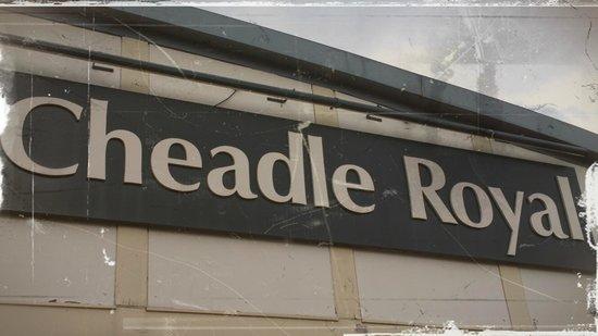 Premier Inn Manchester (Cheadle) Hotel : Name tag