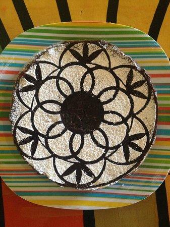 Coffee Cup: Flourless Chocolate Kahlua Cake