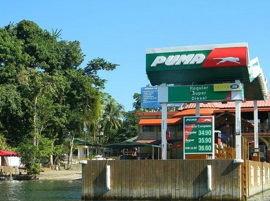 Hotel Backpackers : price of gas in Quetzals