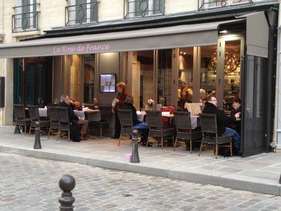 La Rose De France Paris Ile Cite Saint Louis Restaurant Reviews Phone Number Photos Tripadvisor