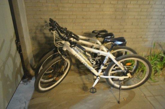 Beijing 161 Beihai Courtyard Hotel : Bicycle for rent