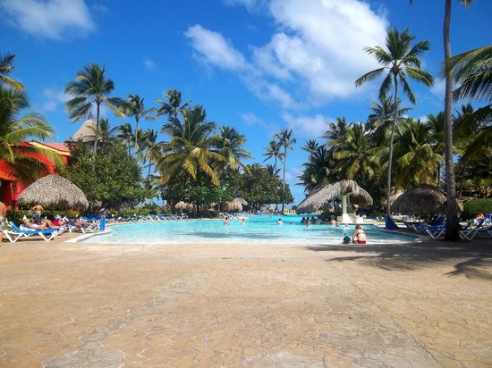 Caribe Club Princess Beach Resort & Spa: la piscine Caribe