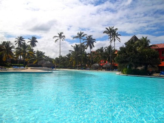 Caribe Club Princess Beach Resort & Spa: la piscine calme