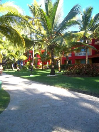 Caribe Club Princess Beach Resort & Spa: les chambres