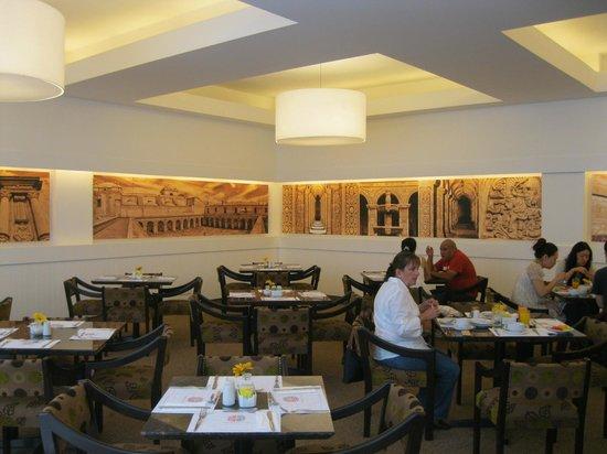 Tierra Viva Arequipa Plaza Hotel: Comedor