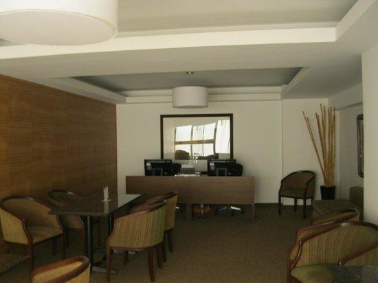 Tierra Viva Arequipa Plaza Hotel: Centro de negocios