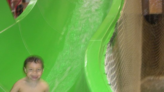 Wilderness Resort: Waterslide