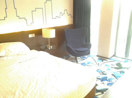 Galleria 10 Hotel Bangkok by Compass Hospitality: missing furnitur
