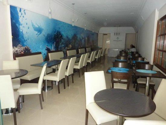 Esmeralda Select : Area Para Desayuno