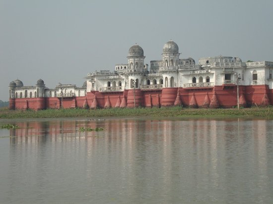 Agartala, India: The Palace