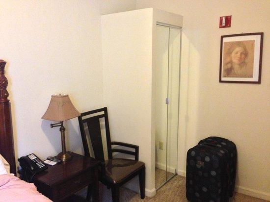 โรงแรมดาวินชี: Room