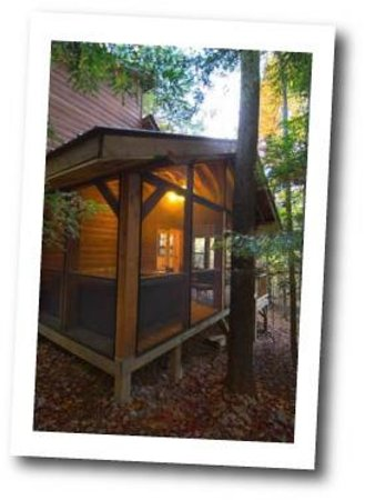 Opossum Creek Retreat Cabin Rentals Image