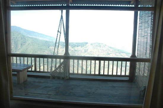 Seetalvan Orchard : view from the rooms