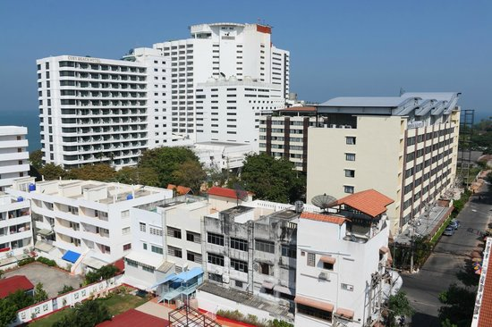 Casa Espana Condominium: View from the top of Casa Espana