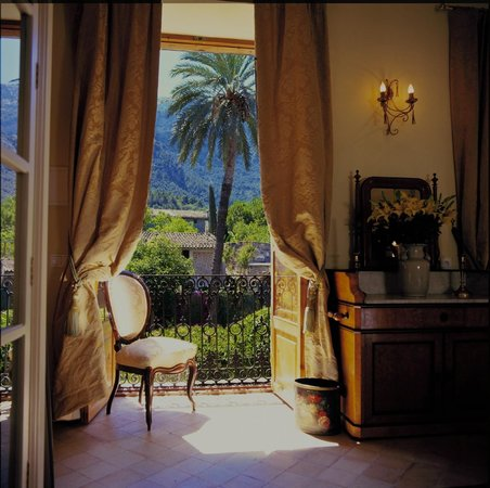 Hotel Salvia (Adults Only): Tramuntana Suite view of Mountains