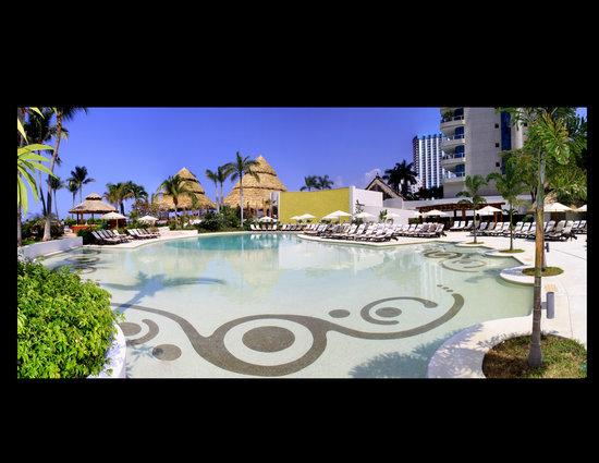 Grand Hotel Acapulco: Alberca