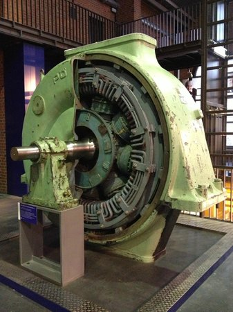 Saechsisches Industriemuseum: Industrie Museum