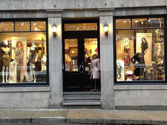 Le Vaisseau D'or : Come find us! Rue 110 Saint-Paul
